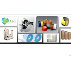 Stretch Film, Bubble Roll, Adhesive Tape