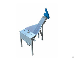 Lssf Model Shaftless Screw Separator