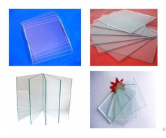 Clear Sheet Glass For Cabinet And Frame