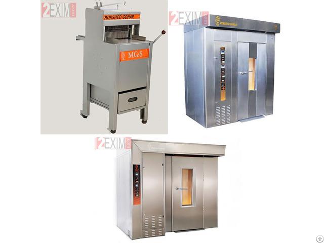 Morshed Gohar Bakery Machine