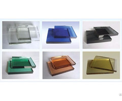 Widely Used Tinted Float Glass