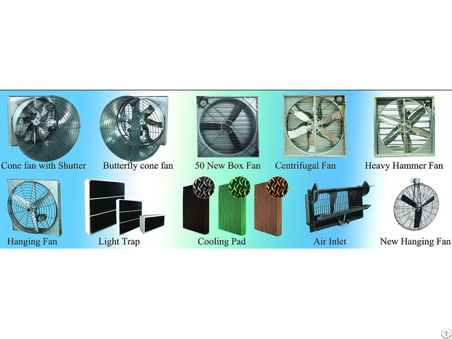 Sell Ventilation Equipment