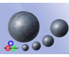 High Chrome Cast Balls