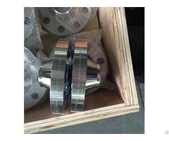 Haihao Group Large Size Asme B 16 47 A 1500lb Wn Flange