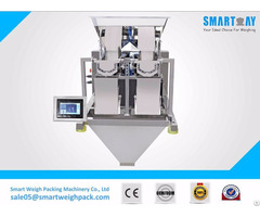 Sw-lc2 2 Head Linear Weigher For Granule