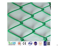 Wholesale Galvanized And Pvc Chain Link Mesh