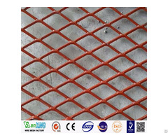 Professional Production Galvanized Expanded Metal Mesh