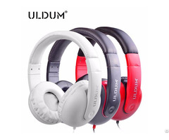 Headphone Gaming Stereo Promotional Mobile And Computer Sport Headphones With Mic