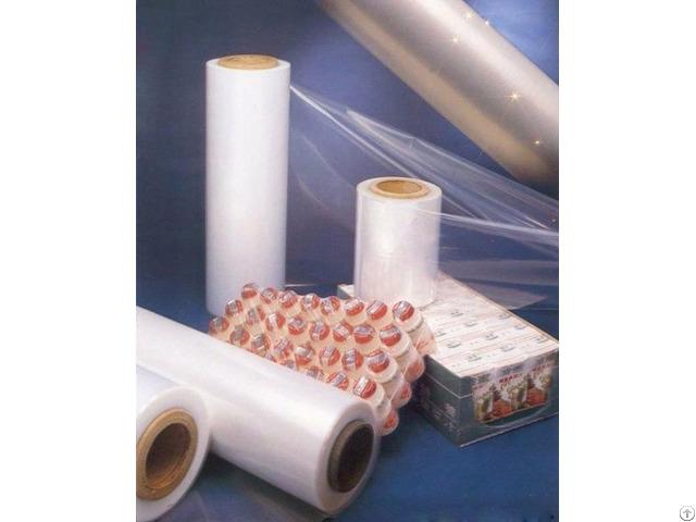 Clear Heat Shrink Plastic Film In Roll