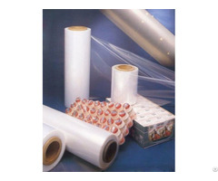 Clear Heat Shrink Plastic Film In Roll