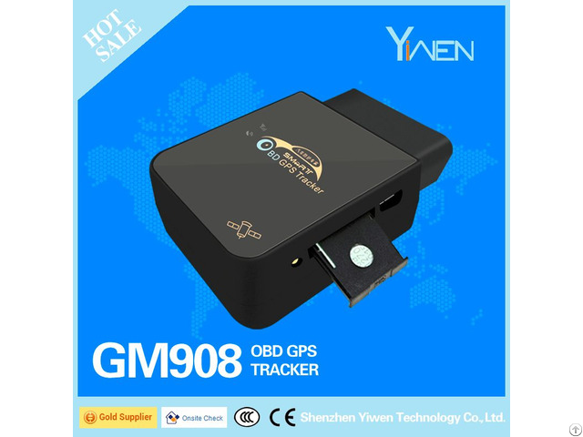 Vehicle Obd Gps Trcacker