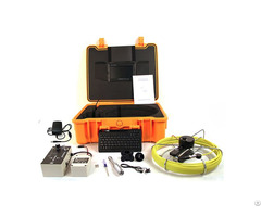 7inch Monitor Cctv Survey Inspection Camera With Dvr Locator