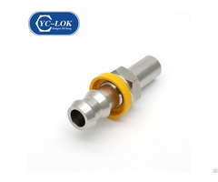 Great Price High Pressure Hydraulic Npt Thread Hose Fitting