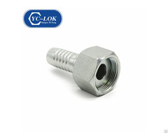 New Style High Density Female Hydraulic Hose Fittings