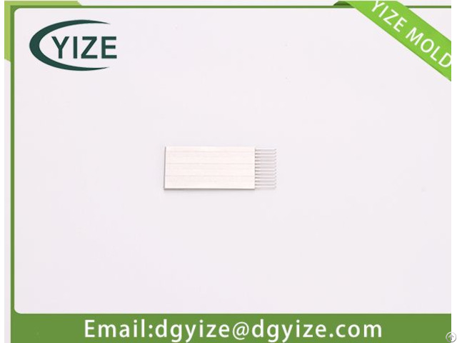 Precision Connector Mould Components Manufacturer Yize Worthy Of Cooperation