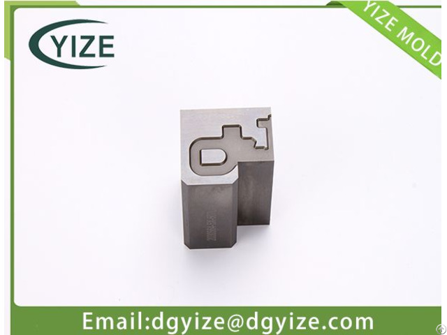 Yize Has Abundant Experience In Precision Tungsten Carbide Inserts With Wedm Processing