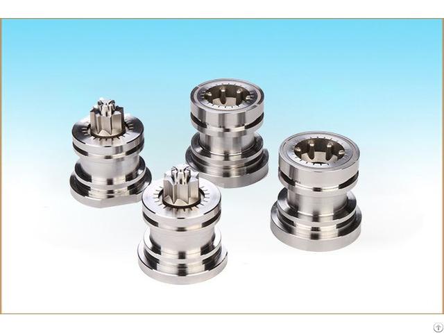 Precision Machinery Spare Parts More Order Quantity Better Price