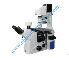 Xds-5bf Research Level Inverted Fluorescence Microscope