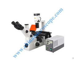 Dy 1f Inverted Fluorescent Microscope