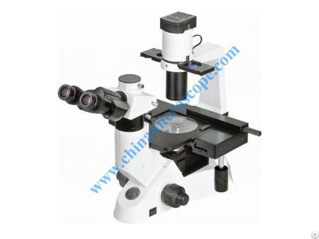 Dy 2f Inverted Fluorescent Microscope