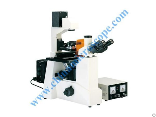 Ly 4001 Inverted Fluorescent Microscope
