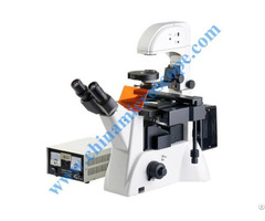 Ly 5001 Inverted Fluorescent Microscope