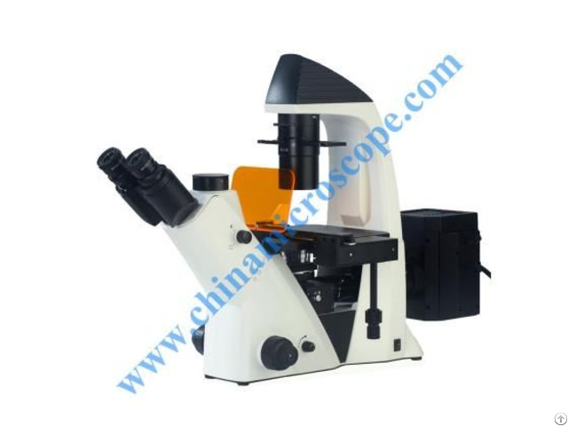 Xds 4bf Inverted Fluorescent Microscope