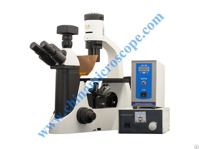 P Fi2 Inverted Fluorescent Microscope