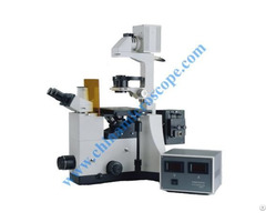 Ibe 2000 Research Level Inverted Fluorescent Microscope