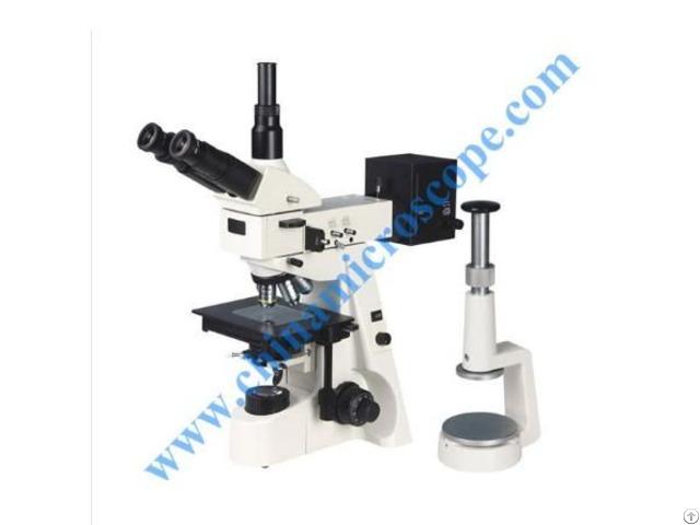 J M6jb Metallurgical Microscope
