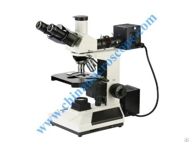 Xyx M2020 Reflected Metallurgical Microscope