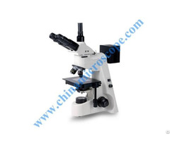 J M6j Up Right Metallurgical Microscope