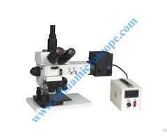 J Zm12 Metallurgical Microscope