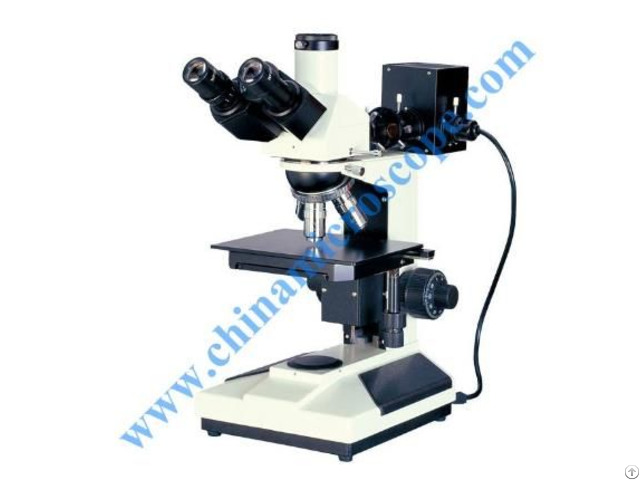 Xyx M2003 Reflected Metallurgical Microscope