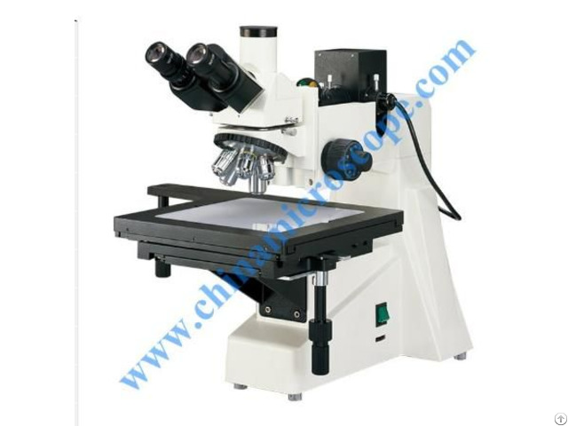 Xyx M201 Reflected Metallurgical Microscope