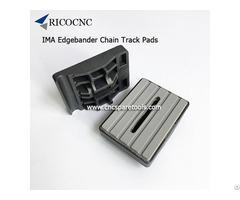 Ima Edgebander Conveyance Tracking Pads