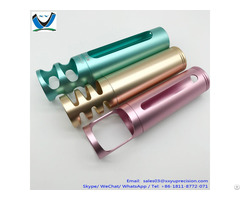Odm Precision Brass Cnc Lathe Part