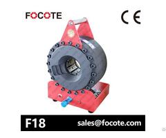 F18ap Hydraulic Hose Crimping Machine