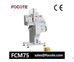 """Fcm75 4"""" Hose Cutting Machine"""