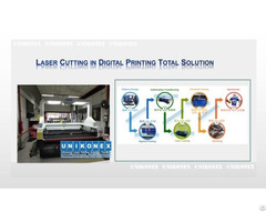 Laser Cutting In Digital Printing Total Solution