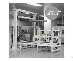 Carton Stacking System Box Palletizing Machine Robotic Palletizer