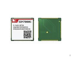 Simcom Sim7000c Lte Cat M1 And Nb Iot Emtc Module