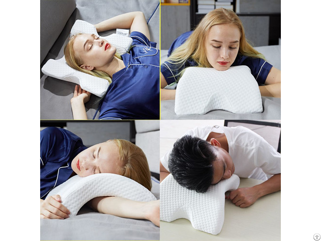Ergonomic Cervical Pillow