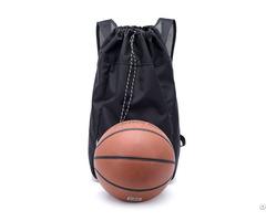 Black Drawstring Sports Bags