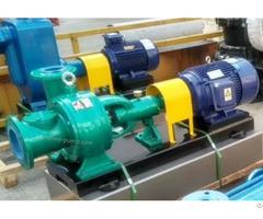 Lxlz Slurry Pulp Transfer Chemical Pump