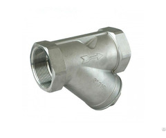 Factory Price Industial Stainless Steel Y Strainer Manufacture