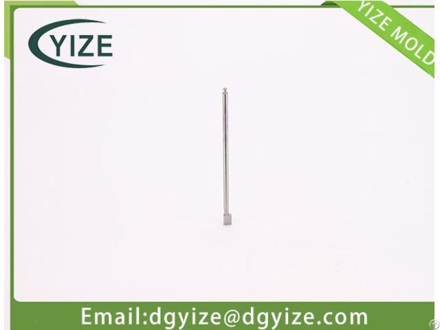 Non Standard Circular Parts Supplier Yize Dongguan Core Pin Manufacturer