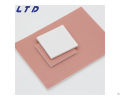 Silicone Thermal Pad With One Side Insulation Cloth
