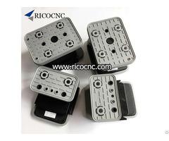 Cnc Vacuum Suction Cup Block Pods For Ptp Processing Machines