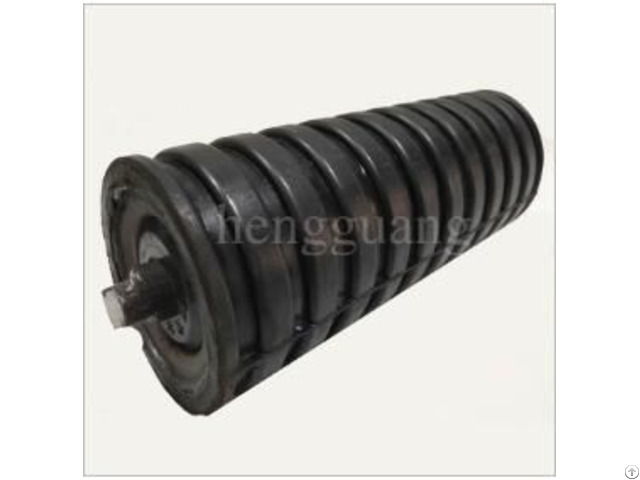 Rubber Lagged Roller